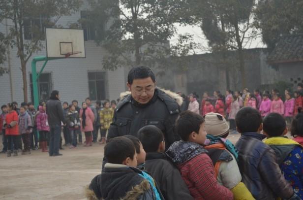 乐至县中天镇乐阳小学图片